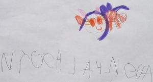 Aven, age 4, Alacorn